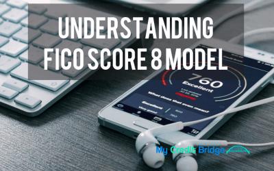 Understanding FICO 8 Score Model